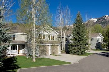 Teton Pines Townhome Collection by JHRL in Wilson, Wyoming