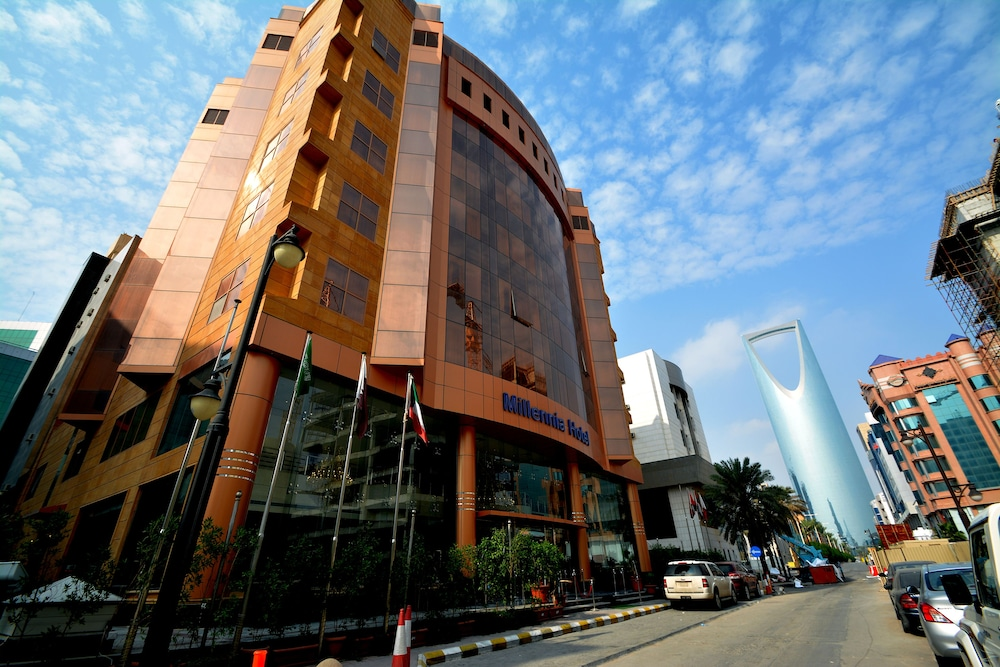 Millennia Boutique Hotel Olaya