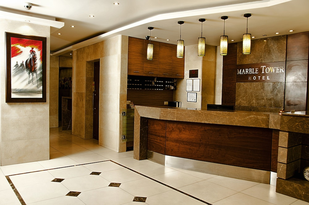 Marble Tower Hotel