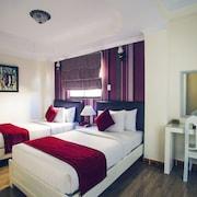 亞洲紅寶石中心點飯店