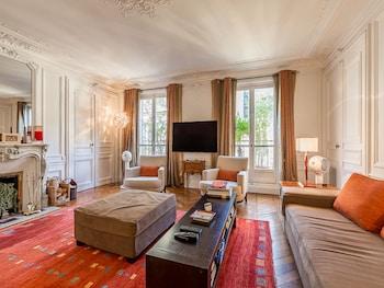 We Stay - Arc de Triomphe 75017 - Living Room  - #0