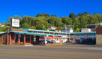 Atomic Motel in Astoria, Oregon