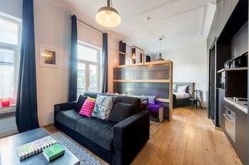 大薩布隆斯馬特公寓飯店