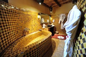 Kasbah Hotel Xaluca Arfoud - Bathroom  - #0