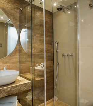 Arena Ipanema Hotel - Bathroom  - #0