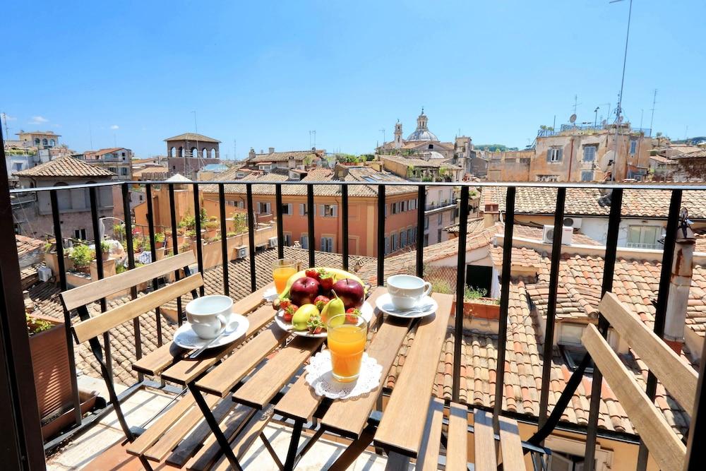 Terrazze Navona Rome 5 9 Price Address Reviews