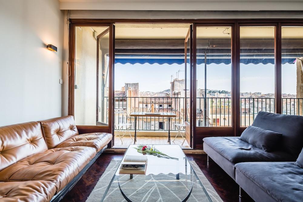 Appartement be3 - Vieux-Port