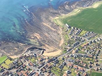 Beach House Walk - Aerial View  - #0