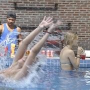 泳池派對青年旅舍