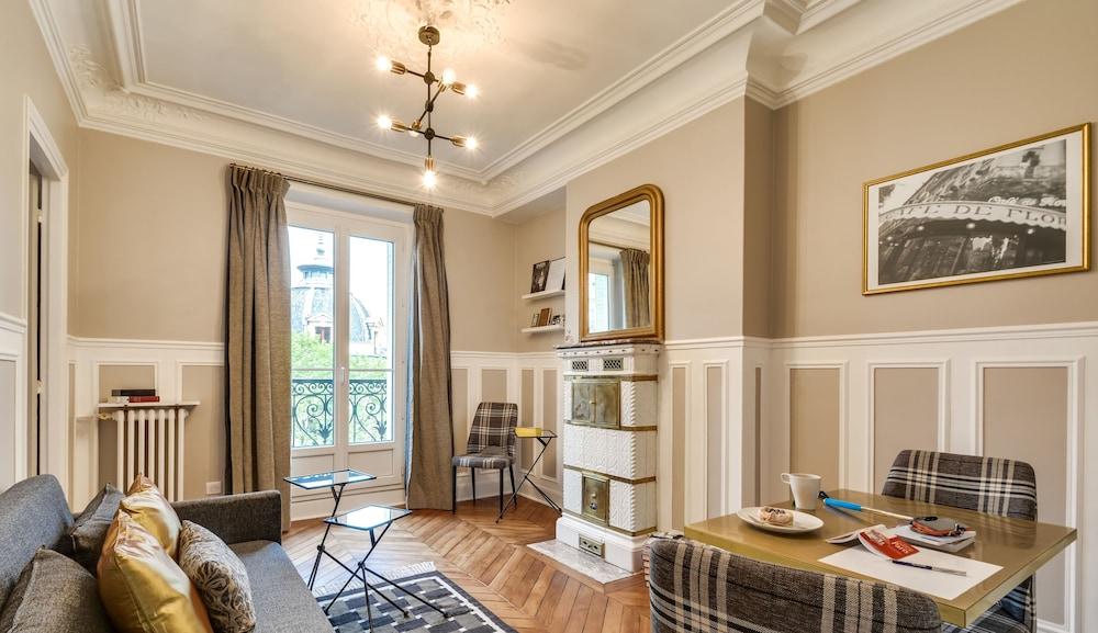 Sweet inn Apartments Saint Germain