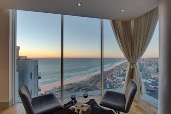 The Penthouse on Beach - Aerial View  - #0