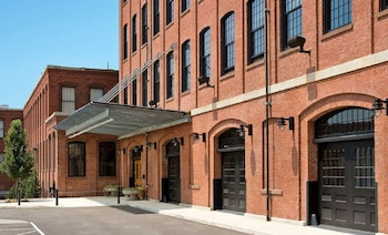 Global Luxury Suites at the Mill in Providence, Rhode Island