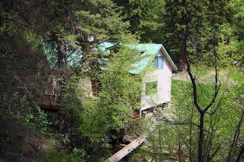 Cottage on the Stream in Provo, Utah