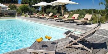 tarifs reservation hotels Domaine de Nazère