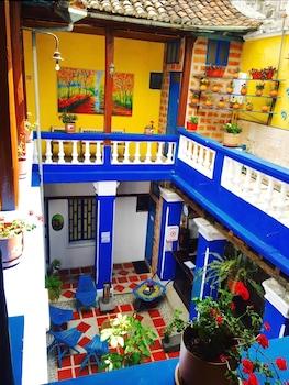 藍門住宅歷史基多飯店