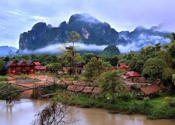 Photo for Mountain View Riverside Boutique Hotel in Vang Vieng