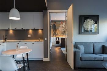 甘遒迪 B 公寓飯店