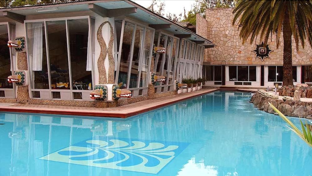 Hotel Balneario Parque Acuático La Caldera