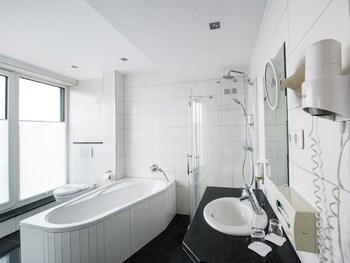 Design-Konferenzhotel Steinernes Schweinchen - Bathroom  - #0