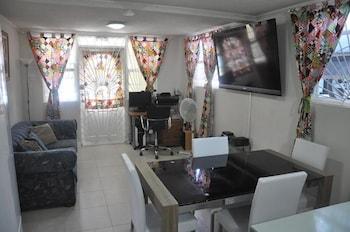 Princess Apartment - Living Area  - #0