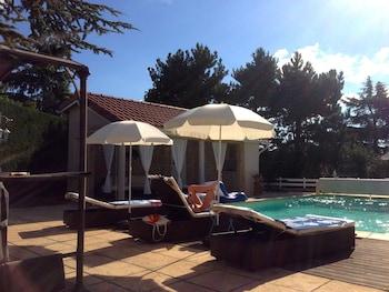 tarifs reservation hotels Le Mas de la Talaudière
