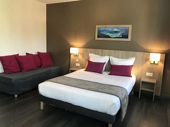 tarifs reservation hotels Les Cottages de France Saverne