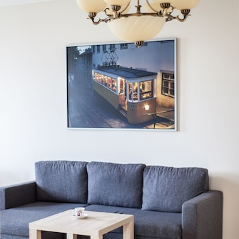 Apartment4you Select Kolejowa - Living Area  - #0