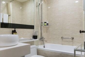 Taoyuang Hedo Hotel - Bathroom  - #0