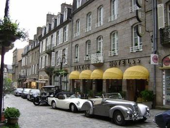 tarifs reservation hotels Balzac Hôtel