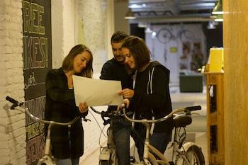 Barcelona: CityBreak no Barcelona Bed&Bike - Hostel desde 35,36€