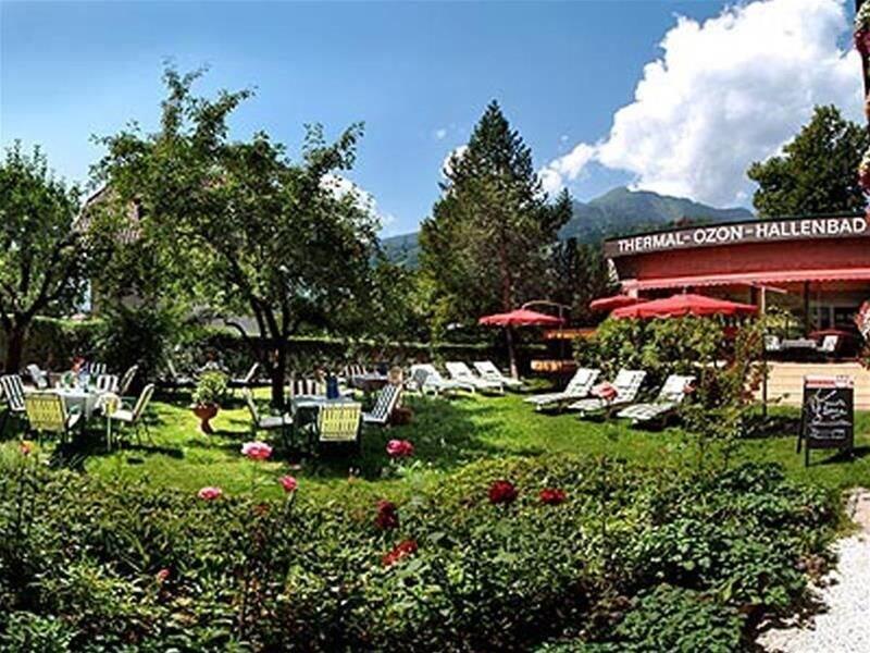 Kur- und Sporthotel Alpina - Hotel Alpina