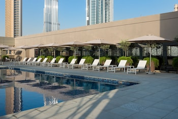 Rove Downtown Dubai - Outdoor Pool  - #0