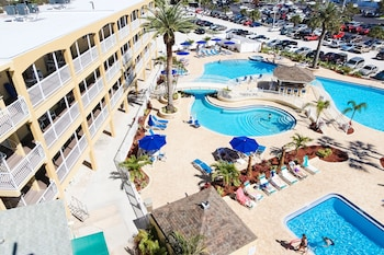 Coral Reef Beach Resort, a VRI resort