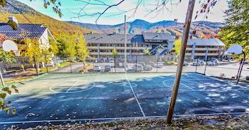 Village of Loon Mountain, a VRI resort - Basketball Court  - #0