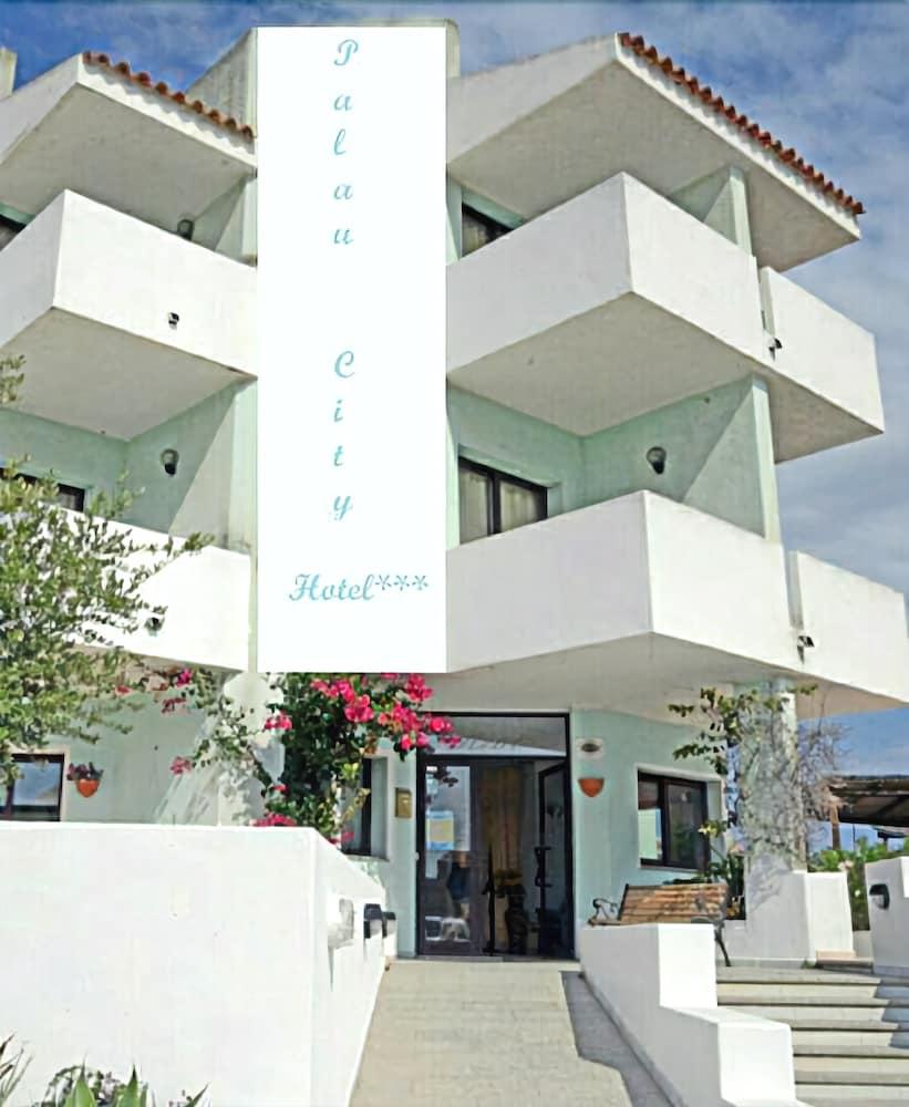 Palau City Hotel