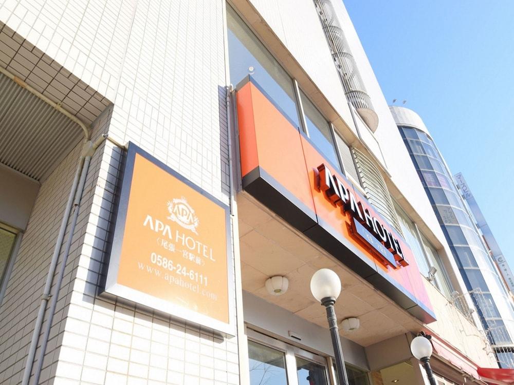 APA Hotel Owariichinomiya-ekimae