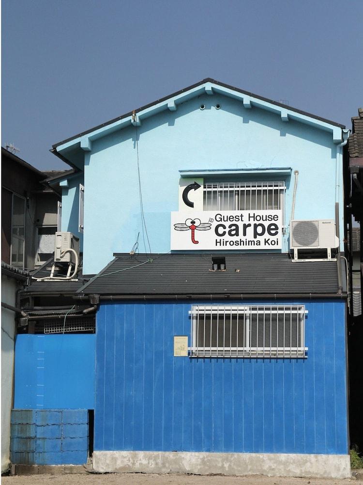 Guest House Carpe Hiroshima Koi - Hostel