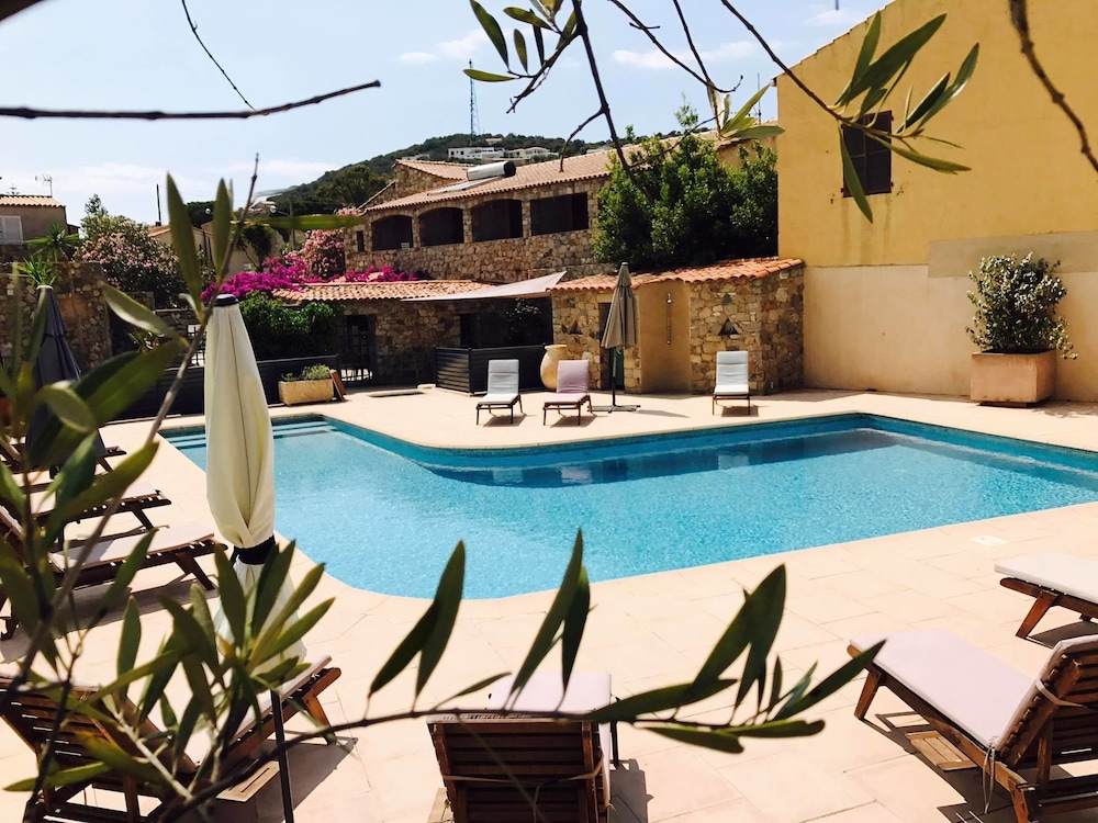 Hôtel La Casa Rossa & Spa