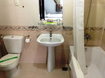 Ava Saigon Hotel - Bathroom  - #0