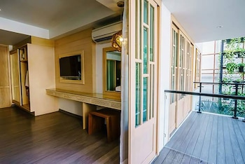 Moon Dragon Hotel - Balcony  - #0