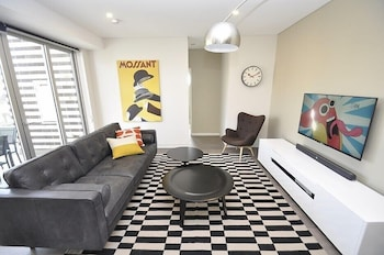 Cremorne Furnished Apartments - Living Area  - #0