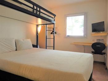 tarifs reservation hotels ibis budget Paris Porte d' Italie Ouest