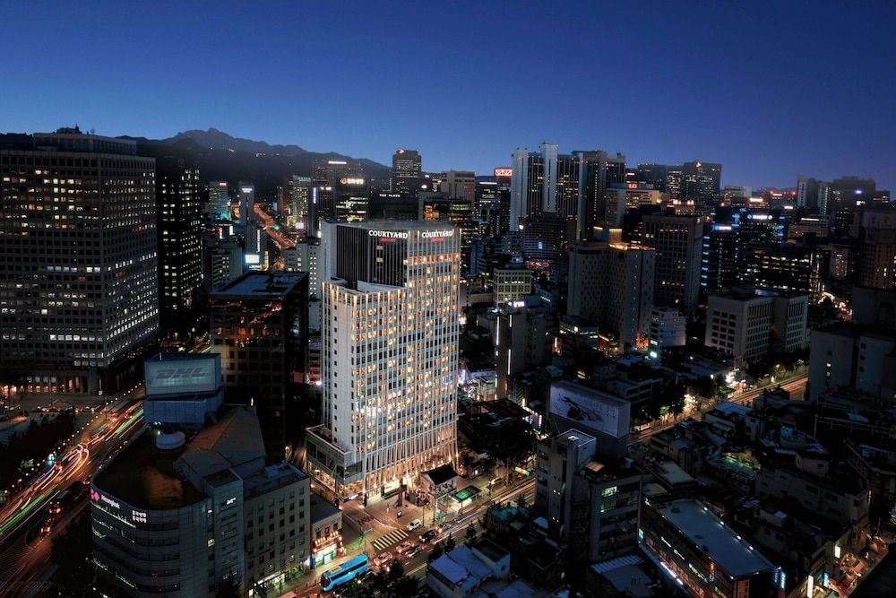 Courtyard by Marriott Seoul Namdaemun