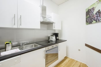 Apartments in Wedding - In-Room Kitchen  - #0