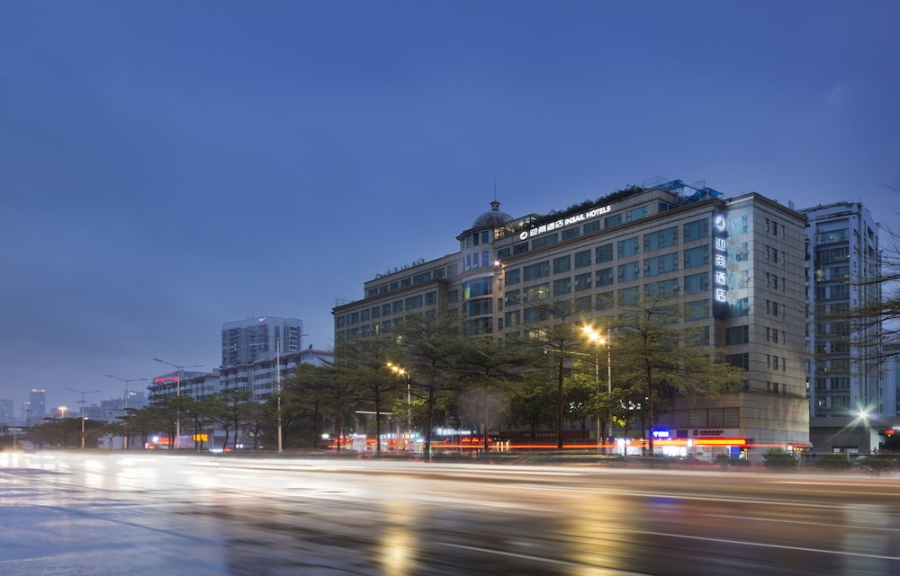 Insail Hotels (Zhujiang New Town Jinan University Guangzhou)