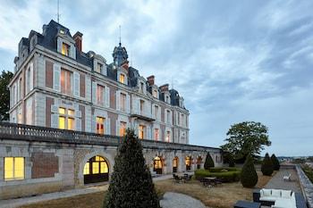 tarifs reservation hotels Château Saint-Michel, The Originals Relais (Relais du Silence)