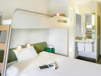 tarifs reservation hotels ibis budget Santeny