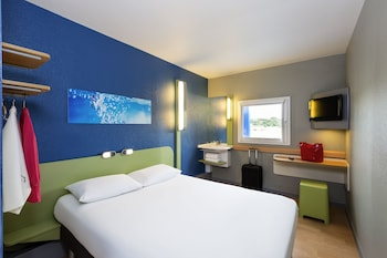 tarifs reservation hotels ibis budget Angers Parc des Expositions