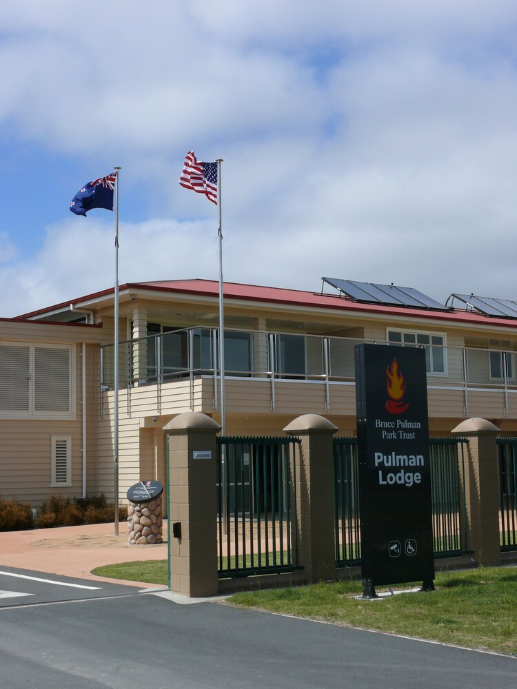 Bruce Pulman Lodge