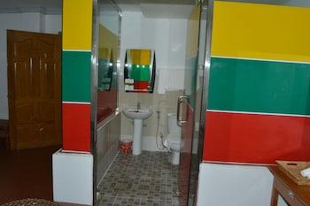 Hotel Myat Nan Taw - Bathroom  - #0